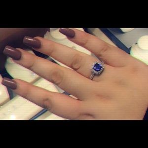Size 9 ring from zales